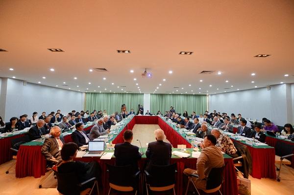 """""""《联合国海洋法公约》与南海国家实践国际研讨会""""在"""
