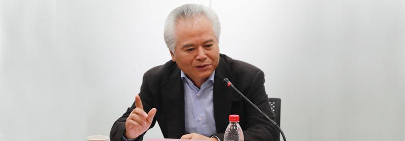 吴士存在武汉大学作智库建设专题报告