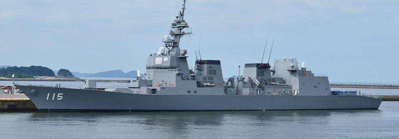 日本或将改装航母提升战力 近期新舰服役不断