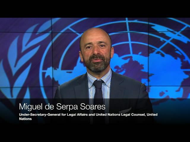联合国副秘书长苏亚雷斯在亚洲-太平洋地区的合作与参与研讨会上的视频致辞