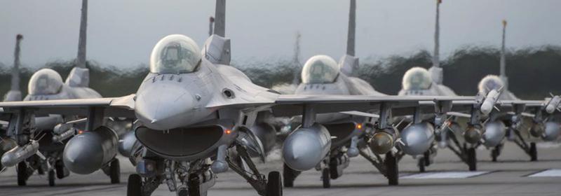 美国三高官向菲推销F-16 杜特尔特:没用不买