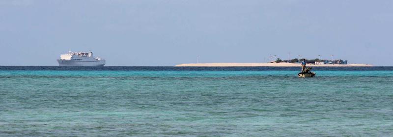 美国防部报告制造南海紧张气氛,遭中菲驳斥