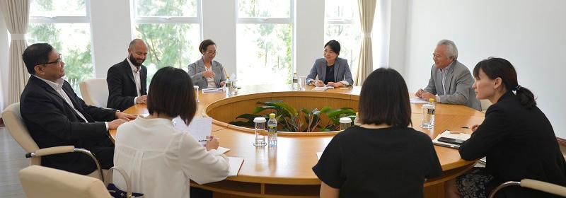 吴士存会见菲律宾驻广州总领事