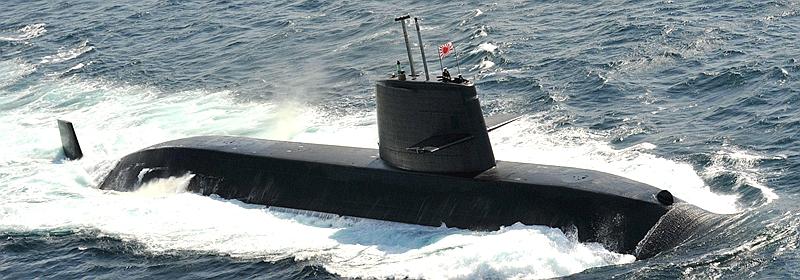 台拉美日帮忙造潜艇