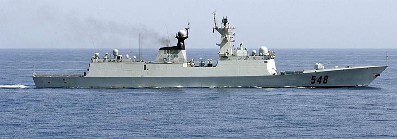 美媒:时时彩走势图技巧,中国海军反潜战能力显著提升
